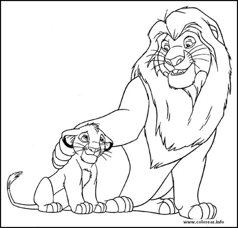 lion king the lion king printable coloring pages for kids