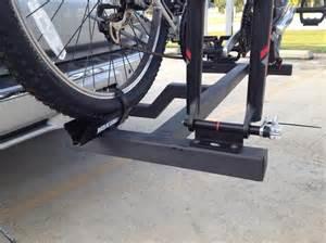 Diy Trailer Hitch Bike Rack image gallery bike rack