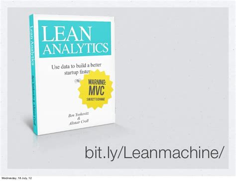 Mba Analytics Programs Montreal by Lean Startup Machine Montreal