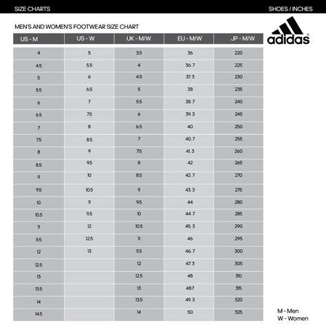 nike football shoes size chart apparel sizing chart