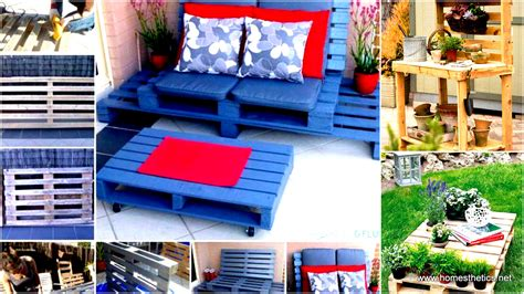 Outdoor Furniture For Patio 39 Insanely Smart And Creative Diy Outdoor Pallet