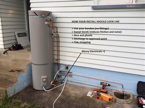 Auckland Plumbing by Tidy External Rheem Hwc Installation Plumbing Ltd