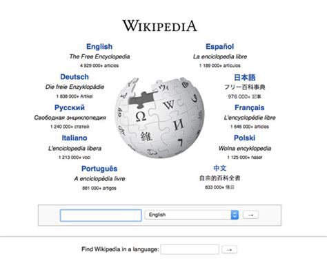 wikipedia mos layout 20 websites with brilliant typography creative bloq