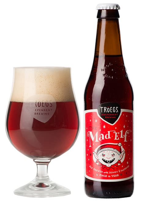 mad elf ale troeegs independent brewing