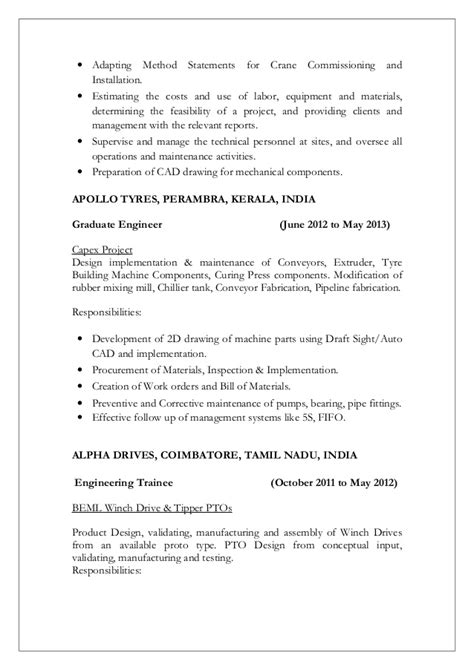 Construction Engineer Piping ,Tower crane - Anoop