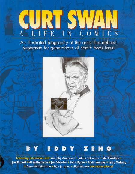 libro swan the life and superman in books