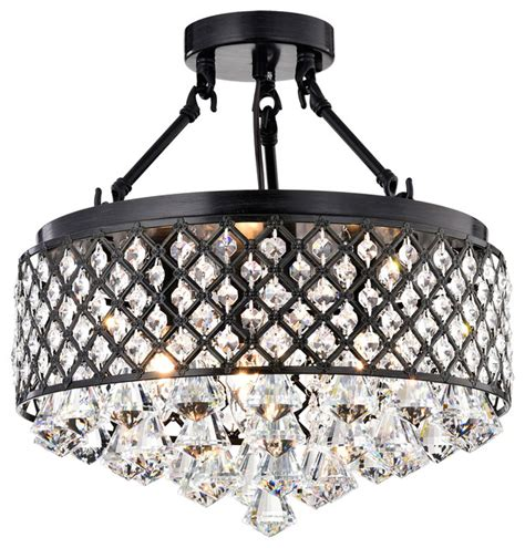 4 light flush mount ceiling fixture semi flush mount 4 light chandelier fixture