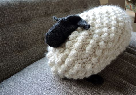 knitting pattern sheep motif a wool sheep knitted with sheep s wool blueberry hill