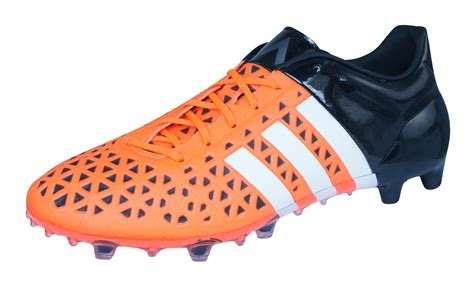 orange football shoes adidas ace 15 1 fg ag mens football boots cleats