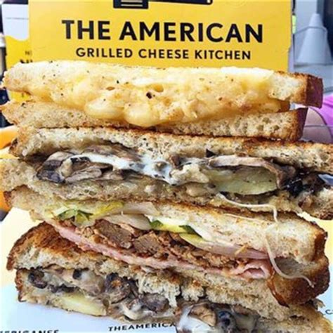The American Grilled Cheese Kitchen by The American Grilled Cheese Kitchen Order Food