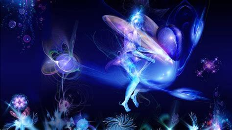 fairies lights light beings on are faeries and real