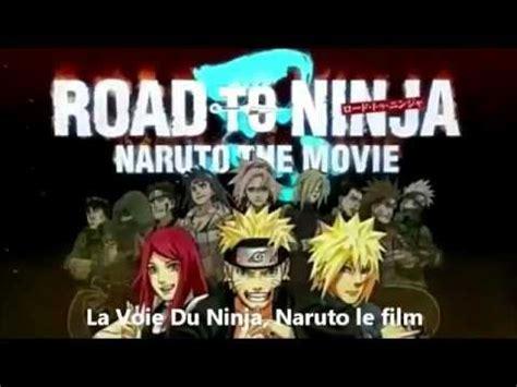 film naruto road to ninja vostfr trailer naruto shippuden road to ninja vostfr youtube
