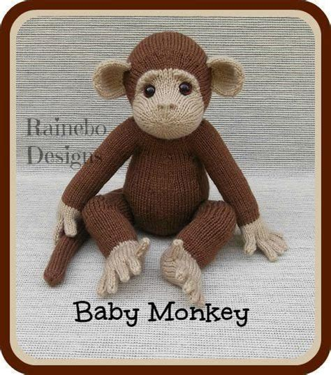 Monkey Knits 1000 images about knit crochet patterns adorable