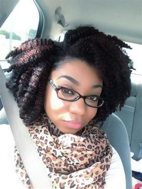 what kind of hair to use for chunky box braids chunky twist out natural hair styles pinterest