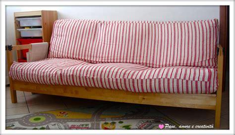 cuscini divano ikea una nuova fodera per il divano ikea lillberg 183 pane