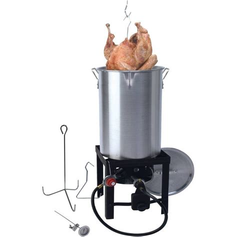 backyard turkey fryer 25 best ideas about propane deep fryer on pinterest