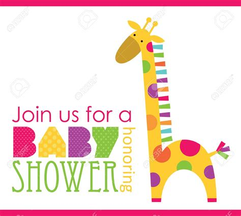 Baby Shower Clip by Baby Shower Vector Clipart 85
