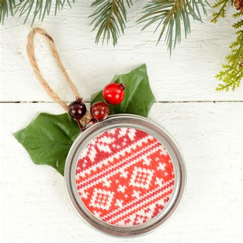 rustic christmas ornaments easy tree