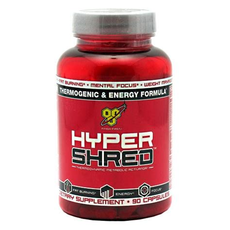 bsn hyper shred information reviews
