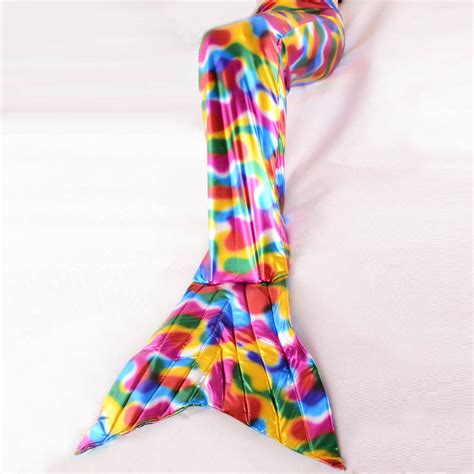 colorful mermaid tails mermaid costume for children costumes