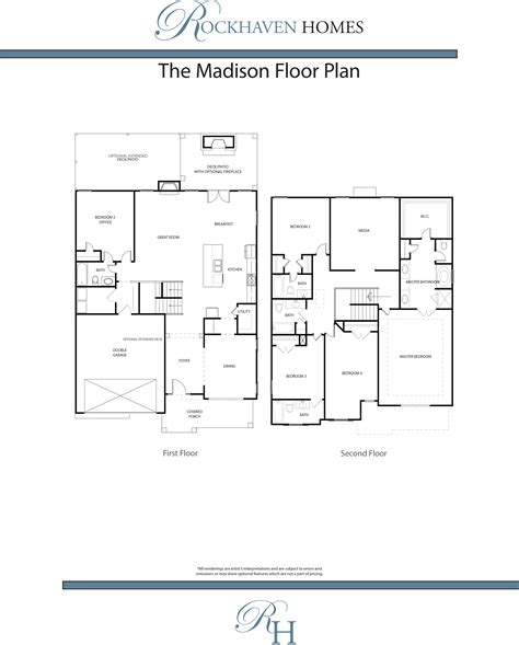 100 paran homes floor plans the brentwood rockhaven