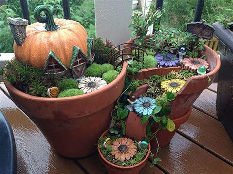 garden pits broken pots turned into brilliant diy gardens
