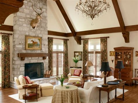 Addition And Renovation To A Lovely English Cottage Decorating Ideas For Cottage Style Living Rooms