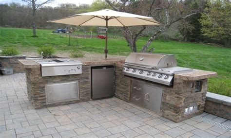 Curved Island Kitchen Designs Pictures Of Outdoor Kitchens Bull Grills Outdoor Kitchen
