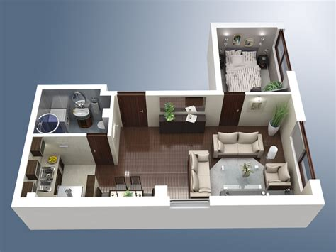 Minimalist Apartment ie investment engineering residential building