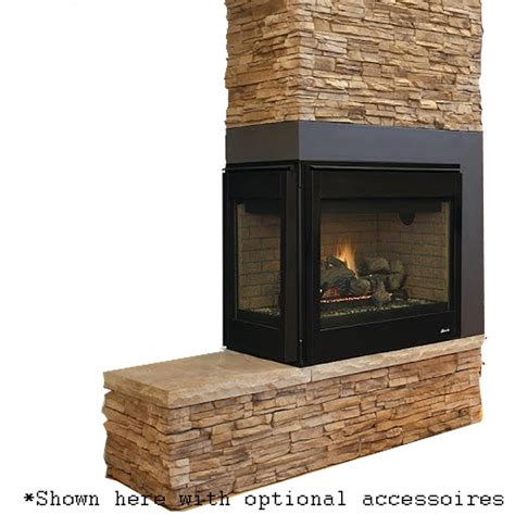 Superior Gas Fireplace Inserts by Ihp Superior Drt4000 Multi View Direct Vent Gas Fireplace