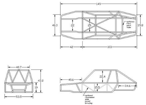 design buggy frame resultado de imagen para imagenes de los planos del chasis