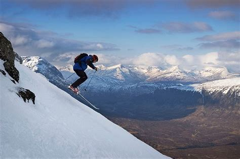 top places to visit in uk snow fall creative snowsports best places to ski and snowboard in scotland