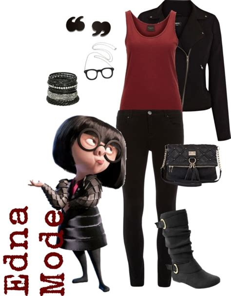 Edna Top By Enter 7 17 best images about edna mode on nyc bobs and plaid