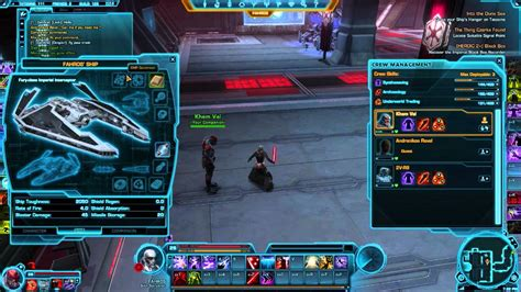 tutorial old republic star wars the old republic interface walkthrough
