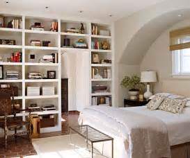 Bedroom Bookshelves 50 Relaxing Ways To Decorate Your Bedroom With Bookshelves