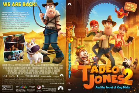 tad jones tad jones and the secret of king midas dvd covers