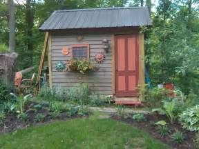 Shed Idea by Cottage Garden Sheds Potted Plants For All Seasons