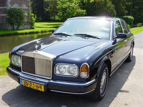 rolls royce silver seraph history photos on better parts ltd