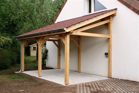 fabricant d abris de jardin en bois garage 1 pente 2 70mx7 00m cerisier abris de jardin en bois jardins jardins
