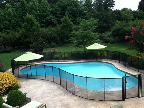 pool fence installation diy baby pool fence diy do it your self