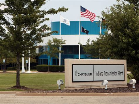 chrysler careers kokomo energy center indiana transmission plant i dte power