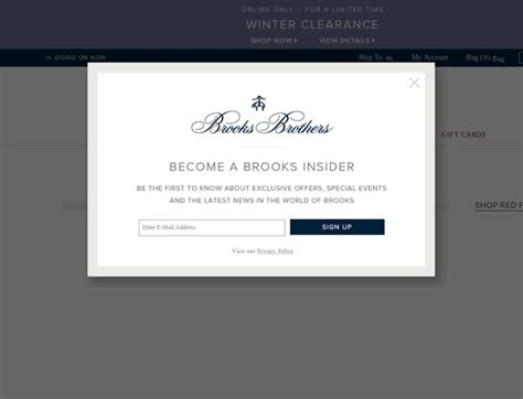 printable coupons brooks brothers outlet brooks brothers coupons brooksbrothers com discount codes