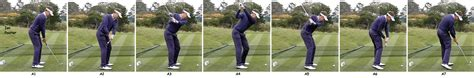 lee westwood swing sequence the professional swing sequence thread instruction and