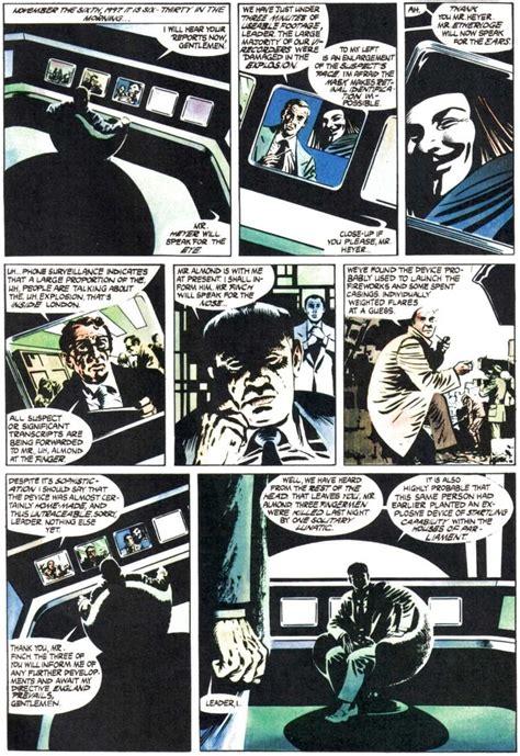 V For Vendetta B C 55 best v for vendetta images on comic books