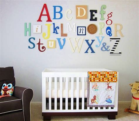 wall letters wooden wall letters the land of nod alphabet set wooden letters alphabet wall abc wall