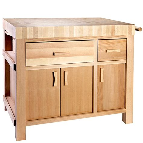 Kitchen Trolleys And Islands | buttermere grand kitchen island from dodeco com kitchen