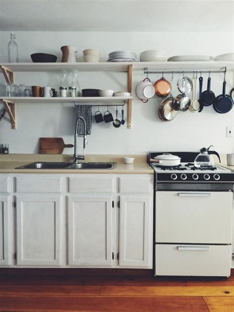 Remodelista Kitchen Cabinets Before After The 350 Diy Kitchen Overhaul In Two