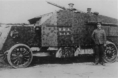 early us armor armored cars 1915â 40 new vanguard books arrow armoured lorry