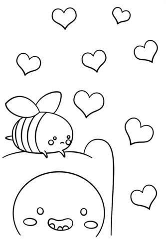 dibujos kawaii cute para colorear dibujo de fin y breezy kawaii para colorear dibujos para
