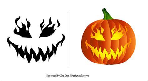 Halloween 2013 Free Scary Pumpkin Carving Patterns Ideas Stencils Designbolts Pumpkin Carving Ideas Templates Free